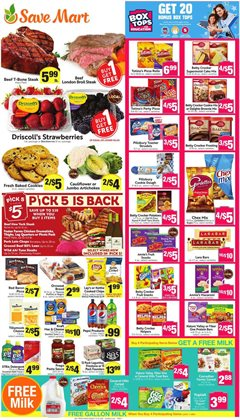 Grocery & Drug offers in the Save Mart catalogue in Chico CA ( 1 day ago )