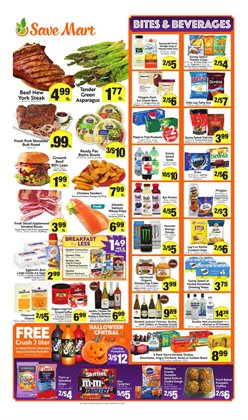 Save Mart catalogue ( Expires tomorrow )