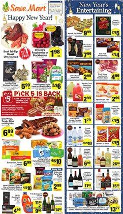 Save Mart catalogue ( Expired )