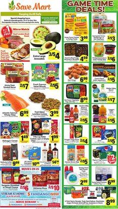 Save Mart catalogue ( 3 days left )
