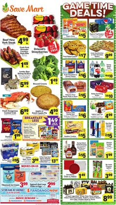 Grocery & Drug offers in the Save Mart catalogue in Mountain View CA ( 1 day ago )