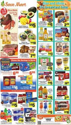 Save Mart catalogue ( Expires tomorrow )