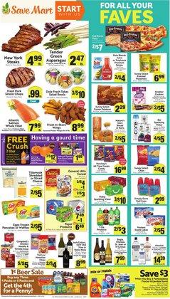 Save Mart catalog ( 4 days left)