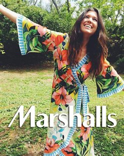 Department Stores deals in the Marshalls weekly ad in New York