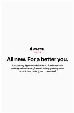Apple watch deals in the Apple weekly ad in New York