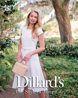 Central Mall deals in the Dillard's weekly ad in Lawton OK