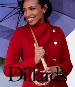 Department Stores offers in the Dillard's catalogue in Mesquite TX ( 4 days left )