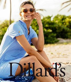 Dillard's catalogue in Houston TX ( More than a month )