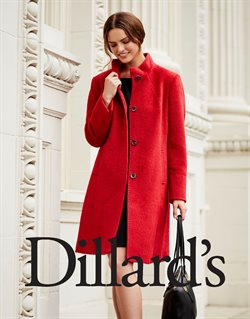 Department Stores offers in the Dillard's catalogue in Burlington NC ( More than a month )