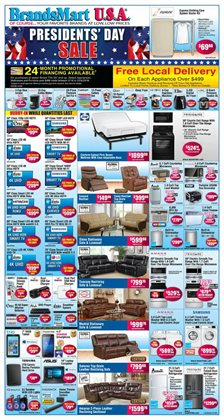 BrandsMart USA deals in the Miami FL weekly ad