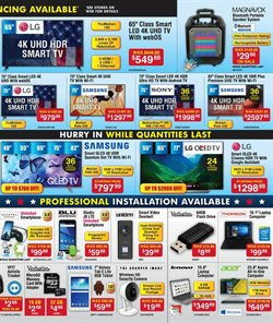 Laptop deals in the BrandsMart USA weekly ad in Delray Beach FL
