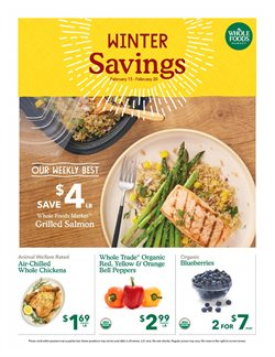 Whole Foods Market deals in the Honolulu HI weekly ad