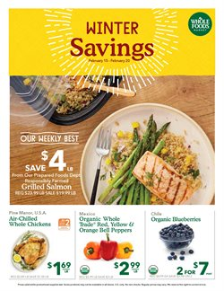 Whole Foods Market deals in the Madison WI weekly ad