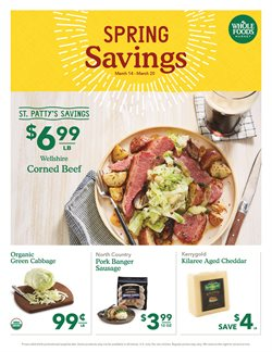 Whole Foods Market deals in the Salt Lake City UT weekly ad