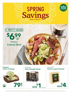 Grocery & Drug deals in the Whole Foods Market weekly ad in Savannah GA