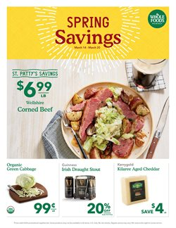 Beer deals in the Whole Foods Market weekly ad in New York
