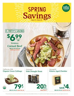 Whole Foods Market deals in the Palatine IL weekly ad