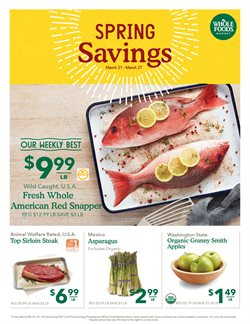 Philadelphia deals in the Whole Foods Market weekly ad in New York