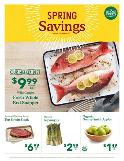 Whole Foods Market deals in the Asheville NC weekly ad