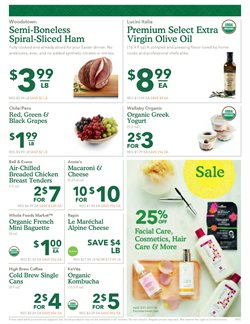 Chicken deals in the Whole Foods Market weekly ad in New York