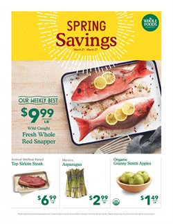 Whole Foods Market deals in the Las Vegas NV weekly ad