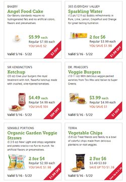 Bakery deals in the Whole Foods Market weekly ad in New York