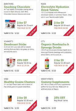 Cereals deals in the Whole Foods Market weekly ad in New York