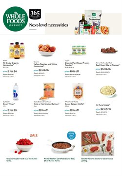 Grocery & Drug offers in the Whole Foods Market catalogue in Jackson MS ( Published today )