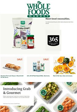 Whole Foods Market catalogue ( 3 days left )