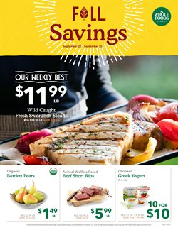 Whole Foods Market deals in the Lincoln NE weekly ad