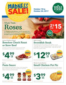 Whole Foods Market deals in the Manchester NH weekly ad
