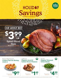 Whole Foods Market deals in the Ann Arbor MI weekly ad