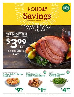 Whole Foods Market deals in the Tulsa OK weekly ad