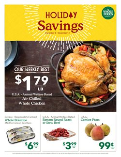 Whole Foods Market deals in the San Antonio TX weekly ad
