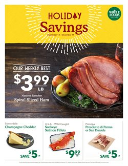 Whole Foods Market deals in the New Orleans LA weekly ad