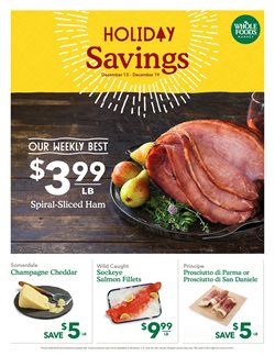 Whole Foods Market deals in the Charlotte NC weekly ad