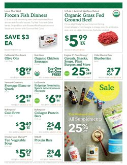 Medicines deals in the Whole Foods Market weekly ad in Los Angeles CA