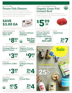 Oil deals in the Whole Foods Market weekly ad in Dallas TX