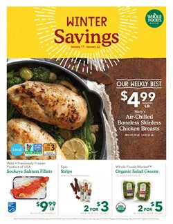 Whole Foods Market deals in the Richmond VA weekly ad