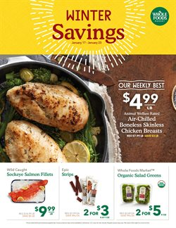 Whole Foods Market deals in the Saint Paul MN weekly ad