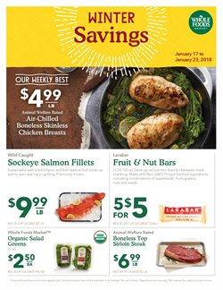 Whole Foods Market deals in the Salem MA weekly ad