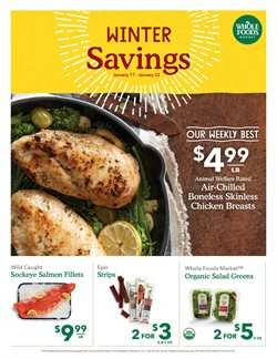 Whole Foods Market deals in the New York weekly ad