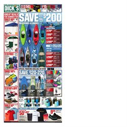 Sports Authority deals in the Chicago IL weekly ad