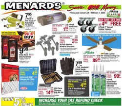 Tools & Hardware deals in the Menards weekly ad in Dubuque IA