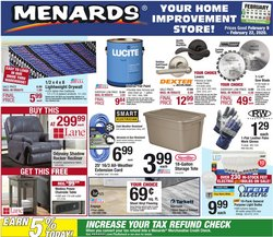 Tools & Hardware offers in the Menards catalogue in Waterloo IA ( 4 days left )
