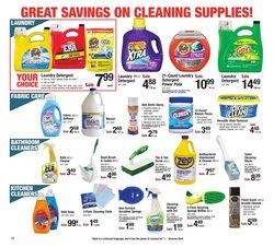 Soap deals in Menards