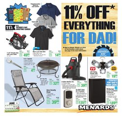 Tools & Hardware deals in the Menards catalog ( 3 days left)