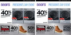 Sears deals in the Minneapolis MN weekly ad