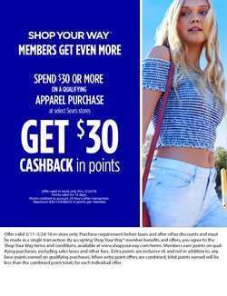Sears deals in the Lancaster PA weekly ad