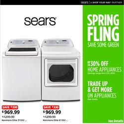 Department Stores deals in the Sears weekly ad in Daly City CA